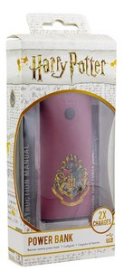 Harry Potter powerbank Hogwarts 5200 mAh-Linkerzijde