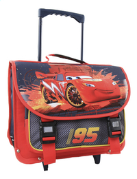 Cartable à roulettes Disney Cars 41 cm