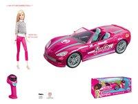 Barbie Auto RC Dream Car-Artikeldetail