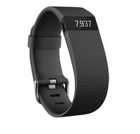 Fitbit capteur d'activité Charge HR taille S noir