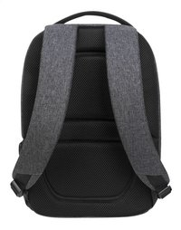 Targus laptoprugzak Groove X2 Compact 15/ Houtskool-Achteraanzicht