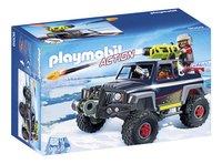 Playmobil Action 9059 Véhicule tout terrain avec pirates des glaces