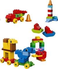 LEGO DUPLO 10565 Coffret créatif-Avant