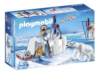 Playmobil Action 9056 Explorateurs avec ours polaires