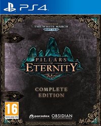 PS4 Pillars of Eternity : Complete Edition FR