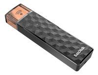 SanDisk USB-stick wireless 32 GB zwart