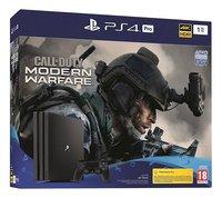 Duik meteen in de actie dankzij deze bundel met een PS4 Pro met de nieuwe Call of Duty Modern Warfare!