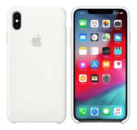 Apple coque en silicone pour iPhone Xs Max blanc-commercieel beeld