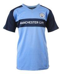Voetbaloutfit Manchester City lichtblauw-Artikeldetail