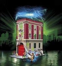 PLAYMOBIL Ghostbusters 9219 Quartier général-Image 1