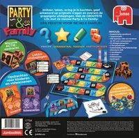 Party & Co Family-Achteraanzicht