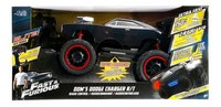 Auto RC Fast & Furious Dom's Dodge Charger R/T-Vooraanzicht