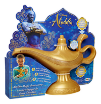 Wonderlamp Disney Aladdin-Linkerzijde