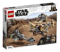 LEGO Star Wars 75299 Problemen op Tatooine-Linkerzijde