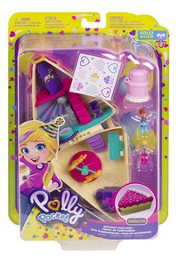 Polly Pocket speelset Birthday Cake Bash-Vooraanzicht