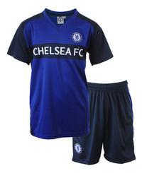 Voetbaloutfit Chelsea FC blauw-Vooraanzicht