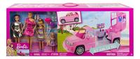 Barbie speelset Limo + 4 poppen-Vooraanzicht