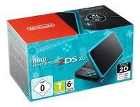 Nintendo console 2DS XL  zwart/turkoois