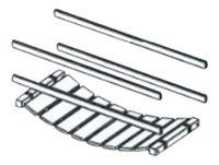 BnB Wood hangbrug voor Diest of Tildonk-Artikeldetail
