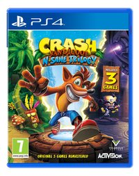 PS4 Crash Bandicoot N Sane Trilogy ENG