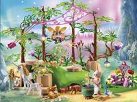 PLAYMOBIL Fairies 9132 Magische feeëntuin-Afbeelding 1