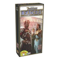 7 Wonders uitbreiding: Leaders ENG/FR-Linkerzijde