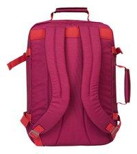 CabinZero reistas Classic Pink 44 cm-Achteraanzicht