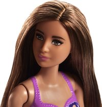 Barbie huis met zwembad en 3 poppen-Artikeldetail