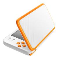 Nintendo Console 2DS XL  wit/oranje-Artikeldetail