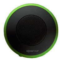 Boompods haut-parleur Bluetooth Aquapod vert