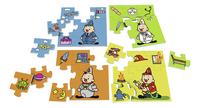 Studio 100 puzzel 4-in-1 Bumba Beroepen-Vooraanzicht