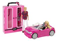 Barbie Dress Up & Go!-Avant