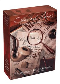 Sherlock Holmes Consulting Detective uitbreiding: Jack the Ripper & West End Adventures
