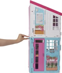 Barbie maison de poupées Malibu - H 68,6 cm-Image 1