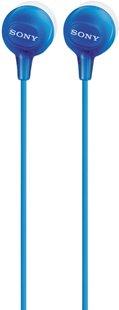 Sony écouteurs MDR-EX15AP bleu-Détail de l'article