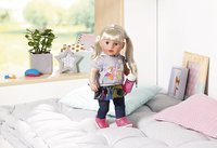 BABY born pop Soft Touch Sister blond-Afbeelding 3