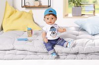 BABY born pop Soft Touch Brother 43 cm-Afbeelding 3