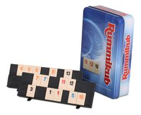 Rummikub: reiseditie in tinnen blik