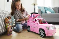 Barbie speelset Limo + 4 poppen-Afbeelding 6