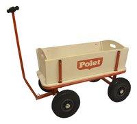 Polet chariot en bois