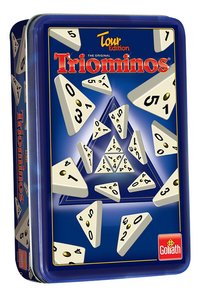 Triominos : édition de voyage