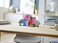 LEGO Minecraft 21170 Het varkenshuis-Afbeelding 3