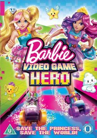 Dvd Barbie Video Game Hero