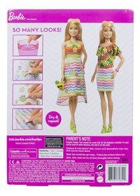 Barbie poupée mannequin  Crayola Cutie Fruity-Arrière