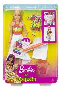 Barbie poupée mannequin  Crayola Cutie Fruity-Avant