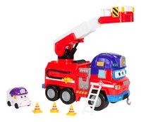 Super Wings Camion de pompiers Rescue Riders et Dizzy-Détail de l'article
