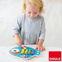 Goula Xylofoon Glupi musical 3-in-1-Afbeelding 1