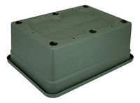 Elho verplaatsbare moestuinbak Green Basics groen-Onderkant