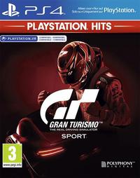 PS4 Gran Turismo Sport - PlayStation Hits FR/ANG