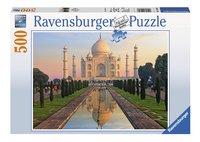 Ravensburger puzzel Taj Mahal-Vooraanzicht